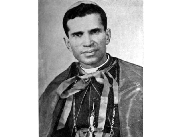 Joseph Cordeiro St Patrick High School Karachi 150 years Cardinal Joseph Cordeiro