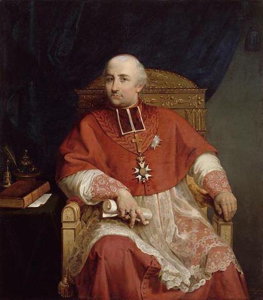 Joseph Fesch Napoleons artcollecting uncle Cardinal Fesch Shannon Selin