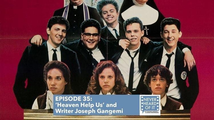 Joseph Gangemi Ep 35 Heaven Help Us and Writer Joseph Gangemi YouTube