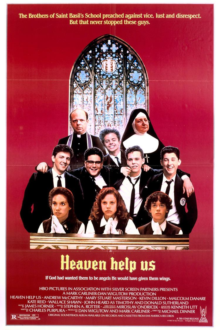 Joseph Gangemi Ep 35 Heaven Help Us and Writer Joseph Gangemi NEVER HEARD OF IT