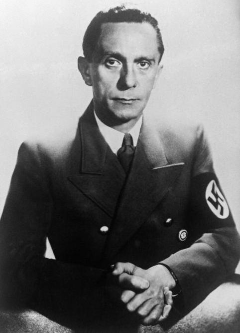Joseph Goebbels Zuma World Lusty Ram of the Third Reich Joseph Goebbels