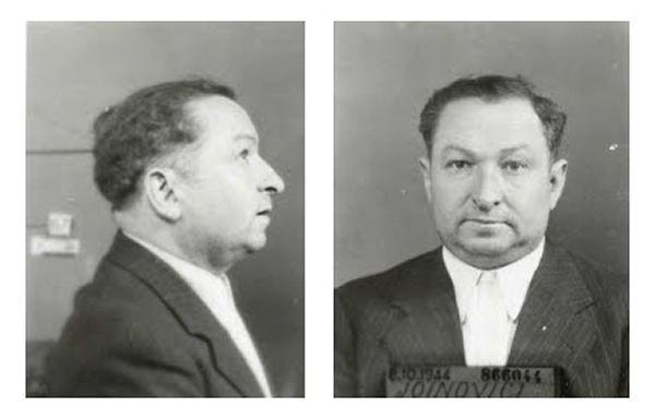 Joseph Joanovici Joanovici Joseph Mmoires de Guerre