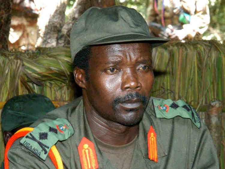 Joseph Kony Joseph Kony 13 Facts You Didn39t Know about Him