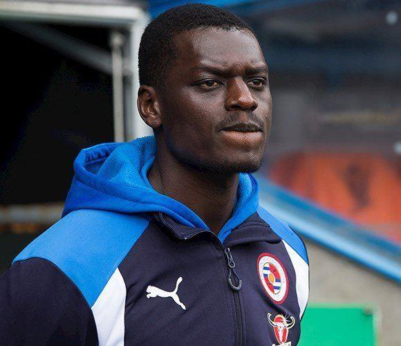 Joseph Mendes Joseph Mendes Forward First Team Reading FC