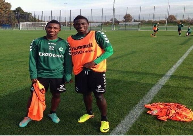 Joseph Mensah Ghana News Young Joseph Mensah expecting Greuther Furth deal