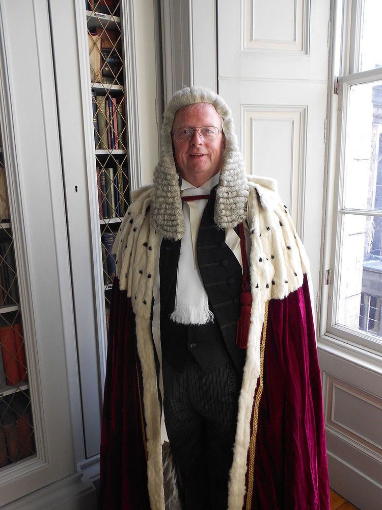 Joseph Morrow (Lord Lyon)