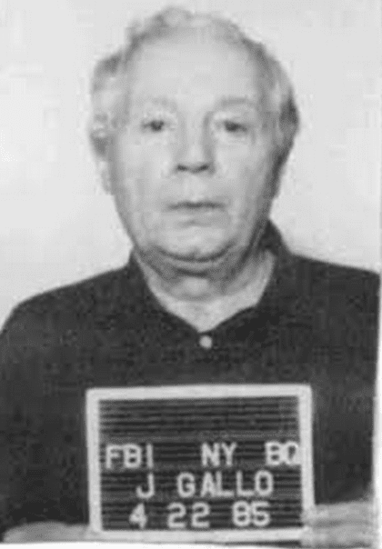 Joseph N. Gallo On This Day in 1995 Joseph N Gallo Died Aged 83 The NCS
