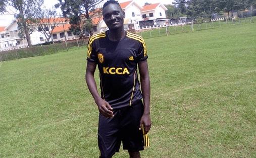 Joseph Ochaya Joseph Ochaya set to travel to South Africa for trials