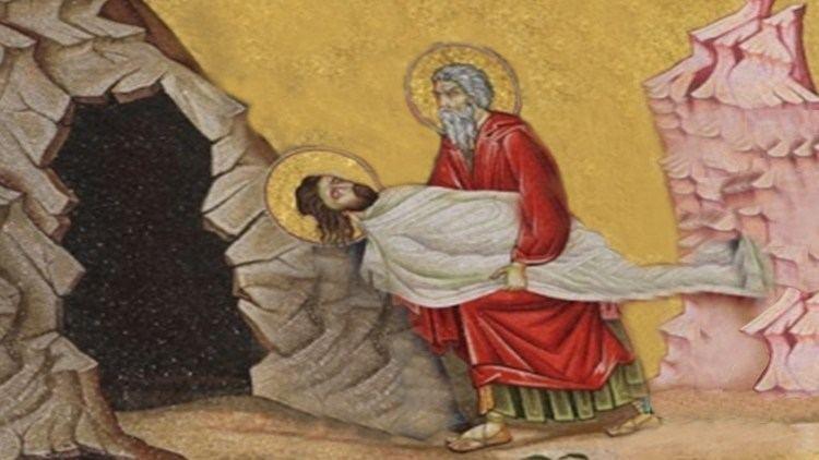 Joseph of Arimathea Joseph of Arimathea The Man Who Laid Jesus YouTube