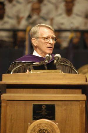 Joseph P. Riley Jr. Mayor Joseph P Riley Jr 3964 Commencement address 2003 The