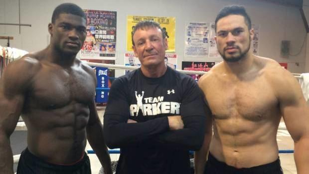 Joseph Parker (boxer) New Zealand heavyweight boxer Joseph Parker takes his