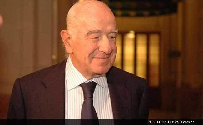 Joseph Safra Richest Banker Joseph Safra Charged With Bribery In Brazil