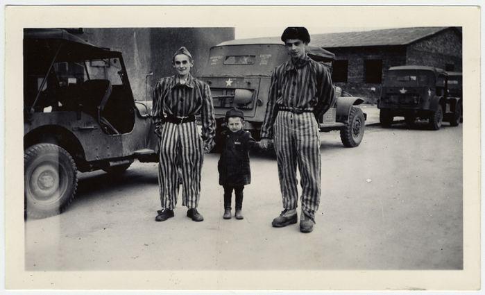 Joseph Schleifstein Were there two fouryearold boys at Buchenwald