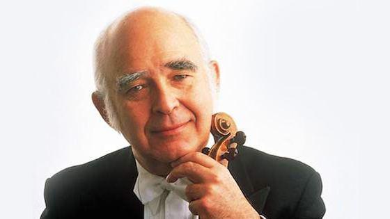 Joseph Silverstein Violinist and conductor Joseph Silverstein 19322015