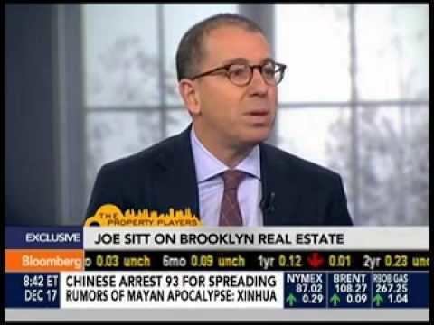 Joseph Sitt Thor Equities CEO on Bloomberg December 17 2012 YouTube