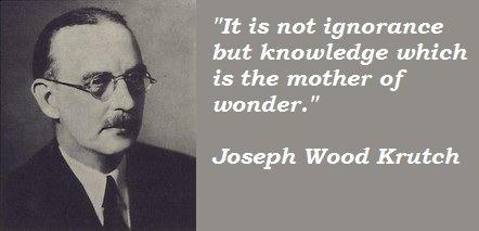 Joseph Wood Krutch Quotes by Dan Pallotta Like Success