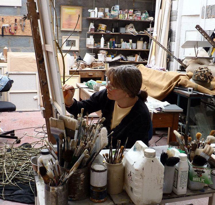 Josephine Broekhuizen Josephine Broekhuizen Arran Open Studios