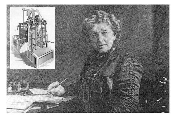 Josephine Cochrane Josephine Cochranejpg