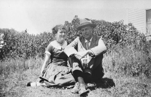 Josephine Hopper Edward and Josephine Hopper Without his wife39s