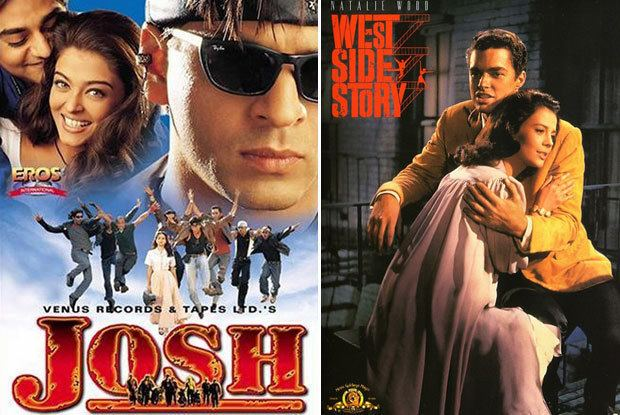Josh (2000 film) Hindi Movies That Have Been Inspired Remade Or Simply Lifted From