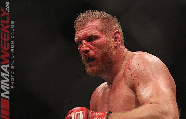 Josh Barnett UFC 168 Fight Card Grows with Addition of Josh Barnett vs