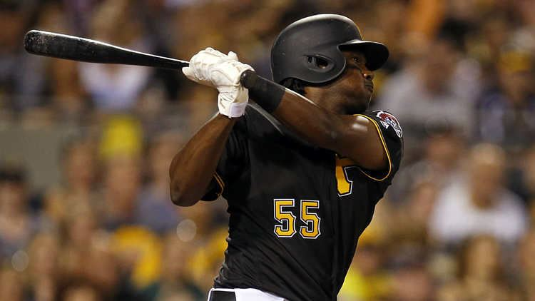 Josh Bell (baseball, born 1992) Pirates Josh Bell crushes grand slam for first career home run