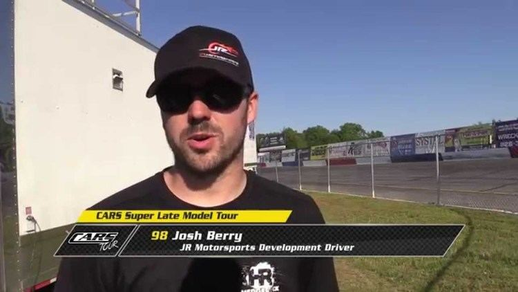 Josh Berry 98 Josh Berry Interview Hickory Motor Speedway May 8 2015 YouTube