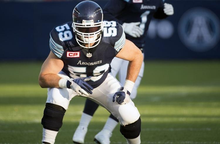 Josh Bourke Argos Release OL Josh Bourke Toronto Argonauts