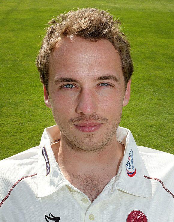 Josh Davey Somerset County Cricket Club