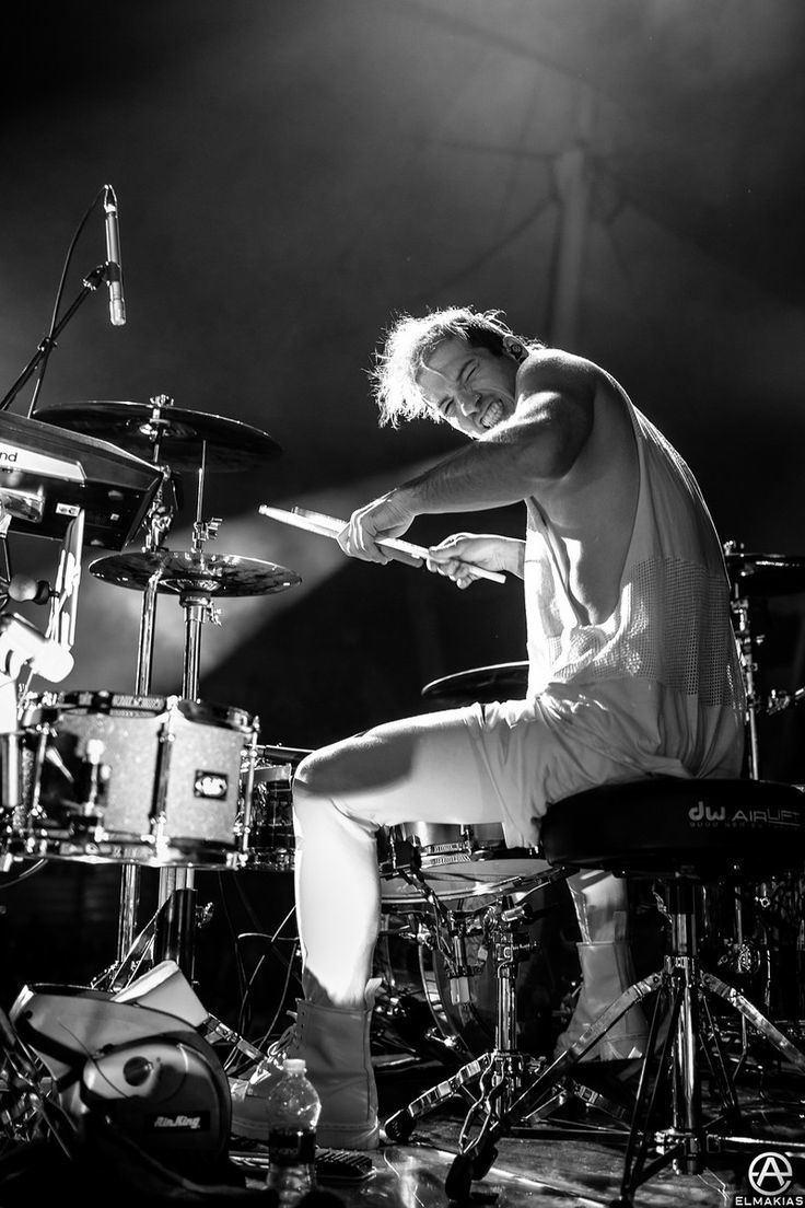 Josh Dun 25 best Josh dun drum set ideas on Pinterest 21 pilots tyler