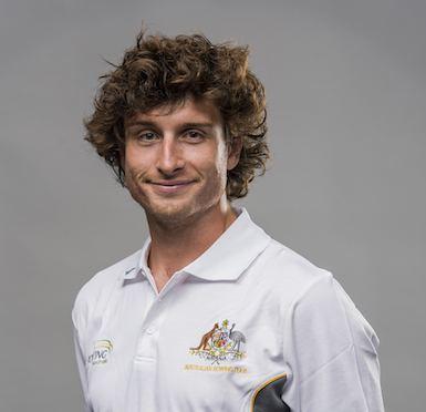 Josh Dunkley-Smith Joshua DunkleySmith Rowing Australia