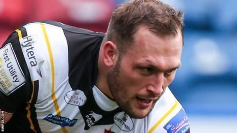 Josh Griffin Josh Griffin Hull FC to sign Salford centre on threeyear deal from