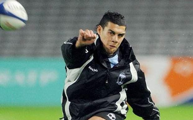 Josh Matavesi Ospreys outsidehalf Josh Matavesi warns Wales of big Fiji