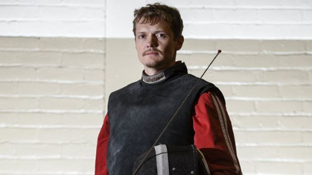 Josh McGuire (fencer) Former Olympian Josh McGuire founds new fencing club in Hamiltons