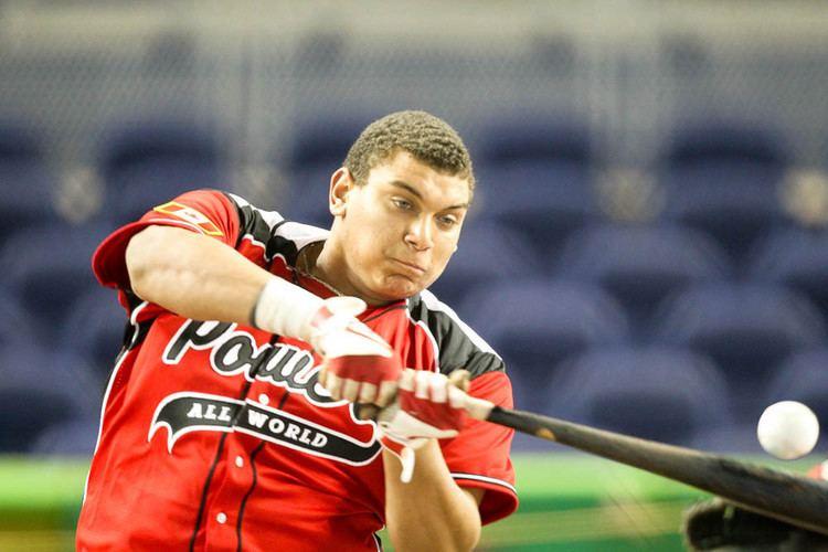 Josh Naylor MLB Draft Marlins expect big power from top pick Josh