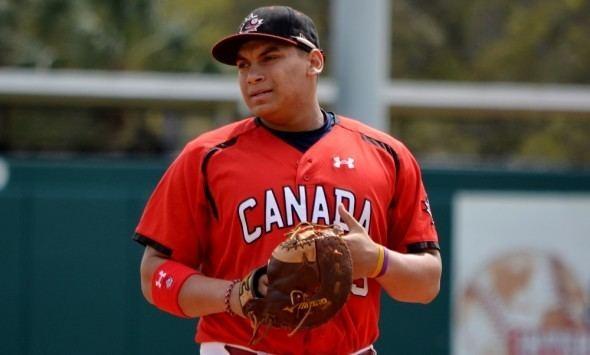 Josh Naylor Naylor flashed talent at early age Canadian Baseball Network