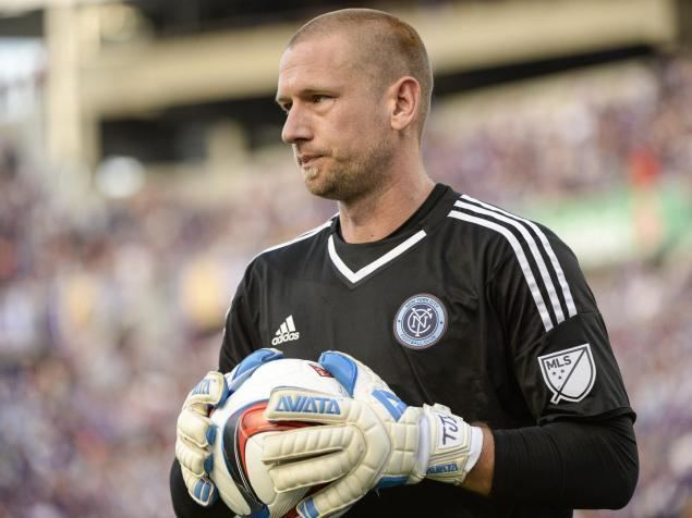 Josh Saunders Josh Saunders the difference as NYCFC escapes with 00 tie