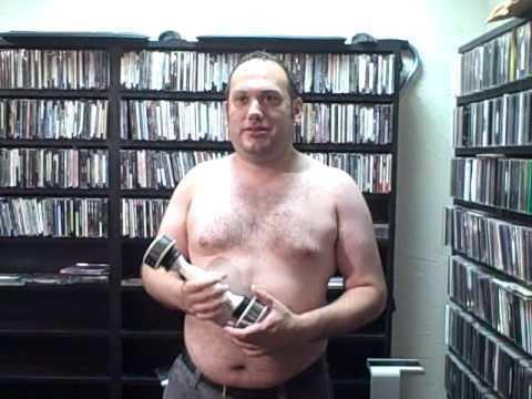 Josh Spiegel Josh Spiegel Uses the Shake Weight YouTube