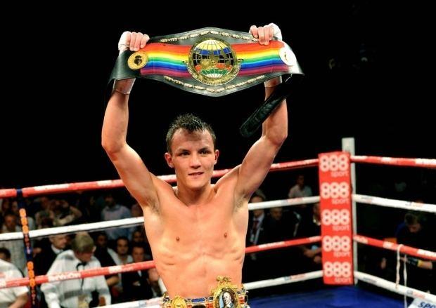 Josh Warrington Leeds boxer Josh Warrington to return to Arena Yorkshire