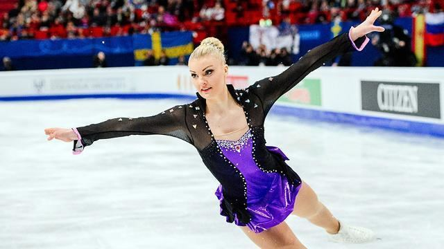 Joshi Helgesson Joshi Helgesson icenetworkcom Your home for figure skating and