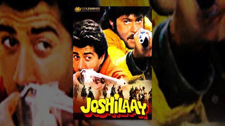Joshilaay 1989 Hindi Movie SongJoshilaay Shah Jaade HainKishore