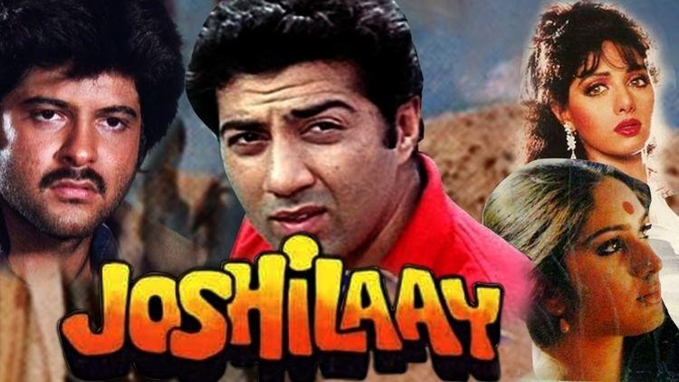 Joshilaay 1989 Full Hindi Movie Sunny Deol Anil Kapoor Sridevi
