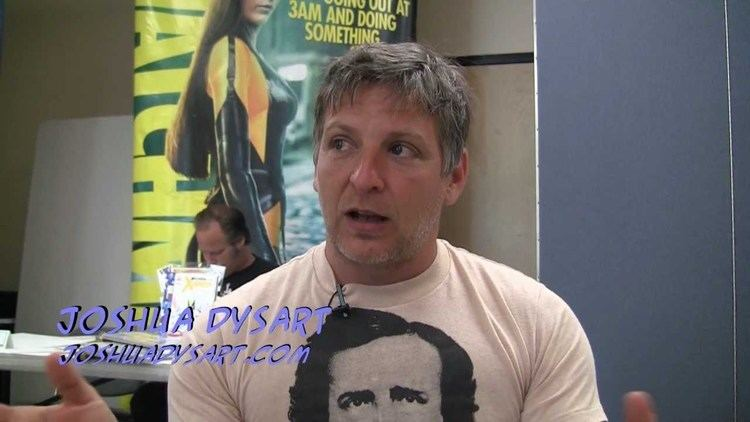 Joshua Dysart HARBINGER writer Joshua Dysart on Writing Comic Books
