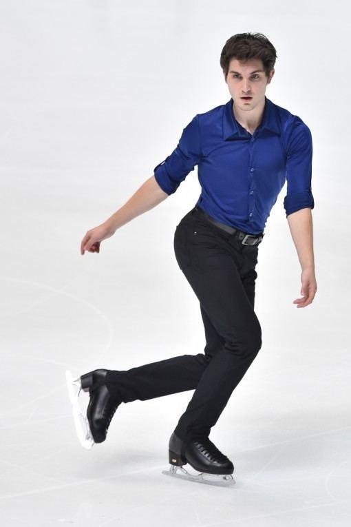 Joshua Farris Fab and Fabber The 2015 US National FigureSkating