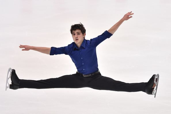 Joshua Farris Joshua Farris Photos ISU Grand Prix of Figure Skating