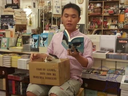Joshua Ip Book Bites Books Actually 24Hour Bookstore The Blanket Fortress