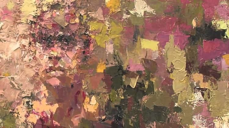 Joshua Meyer JUXTAPOSITIONS Joshua Meyer on Chaos Painting and the Many Shades