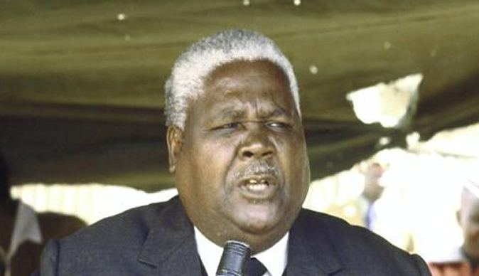 Joshua Nkomo Joshua Nkomos book the Story of my life serialisation Part 1