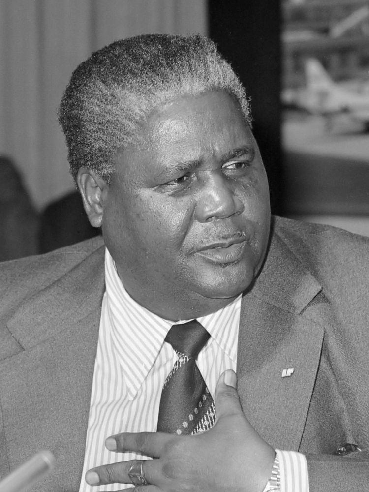Joshua Nkomo Joshua Nkomo Wikipedia