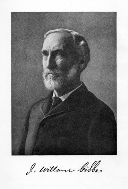 Josiah Willard Gibbs UB Heidelberg Kein Titel